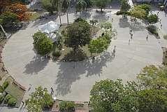Parque Vidal de santa Clara