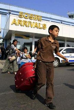Gitanos expulsados de Francia
