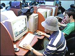 adictos a internet