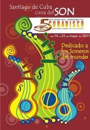 Afiche Cubadisco 2011