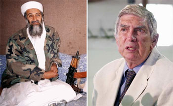 Osama Bin Laden y Posada Carriles