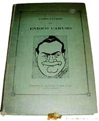 Caricatura de Enrico Caruso