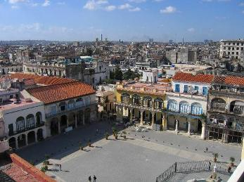 Centro histórico de La Habana Vieja