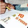 campaña de alfabetización en Bolivia