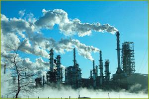 nivel de dióxido de carbono en la atmósfera