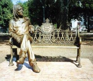 escultura de Villa Soberón