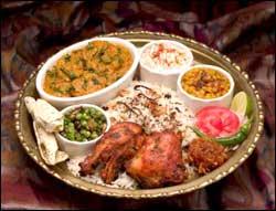 La gastronomía india es una de las más curiosas y peculiares del mundo.