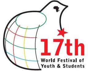 Logo del Festival Mundial de la Juventud y los Estudiantes
