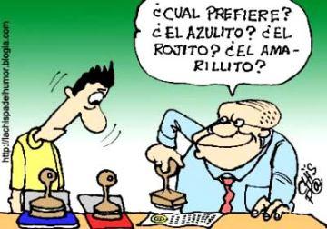 Caricatura de Chispa