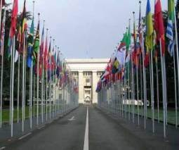 Ginebra, Comisión de Derechos Humanos