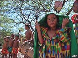 hablantes de lenguas indígenas