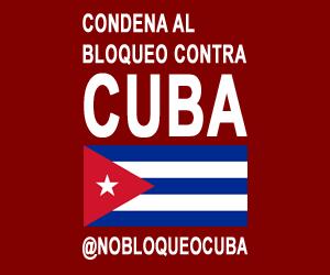 Cuba contra el bloqueo