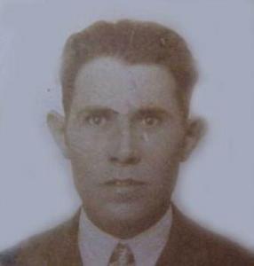 mi abuelo Antonio Gámez