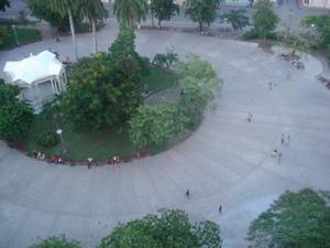 Vista aérea del Parque Vidal