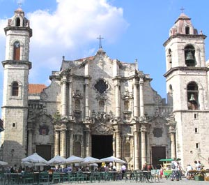 Plaza de la Catedral de La Habana