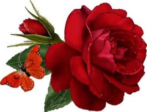 flores en el Día de las Madres