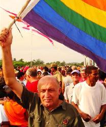 Ramón Silverio, director de El Mejunje