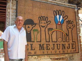 Ramón Silverio, dramaturgo y promotor cultural villaclareño