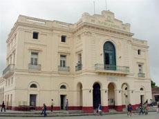 Teatro La Caridad, de Santa Clara