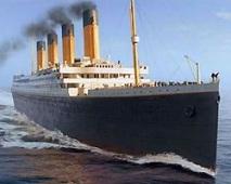 Millvina Dean, sobreviente del Titanic