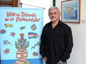 Tomy, caricaturista cubano