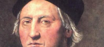 Cristóbal Colón, explorador intrépido que no parpadeaba ante el peligro.