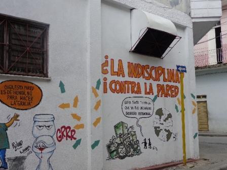 Caricaturas de Melaíto y colaboradores en contra de las indisciplinas sociales.