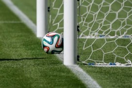 Si la pelota traspasa la línea, el árbitro recibirá una señal en menos de un segundo a través de un reloj. (Foto: AFP)