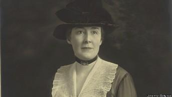 Carrie Fulton Phillips era la esposa de uno de los mejores amigos de Harding.