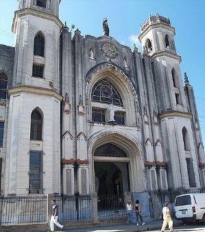 Iglesia Catedral Santa Clara de Asís, ciudad de Santa Clara, Villa Clara, Cuba