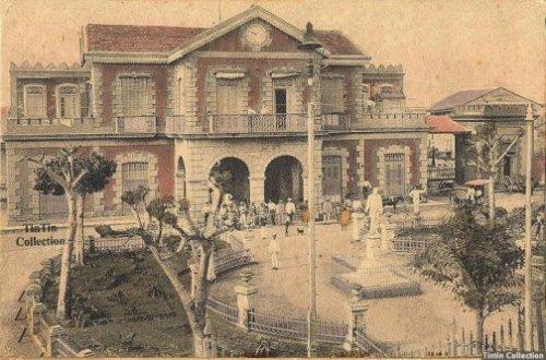 Estación de Sagua la Grande