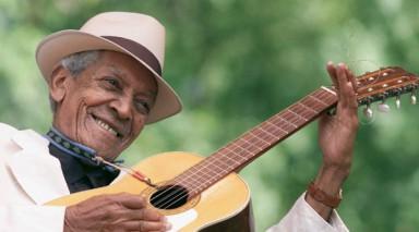 Compay Segundo, es considerado una de las leyendas de la música cubana. (Cubarte)