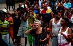 Disfrutar de la vida contribuye de manera importante a una tercera edad más sana. (Fernando Medina Fernández / Cubahora)