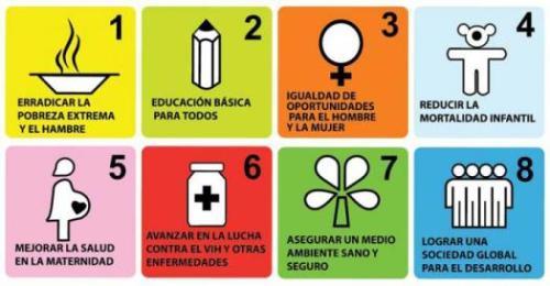 Los ODM fueron aprobados en el 2000 durante la Cumbre del Milenio de las Naciones Unidas. Foto: nacionesunidas.org.co