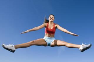 El jumping es una práctica que puede ser perfecta para utilizar todos los músculos al mismo tiempo.